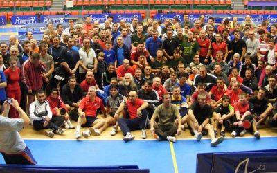 Record in numarul de turnee in Romania, cu ocazia Zilei Mondiale a Tenisului de Masa!